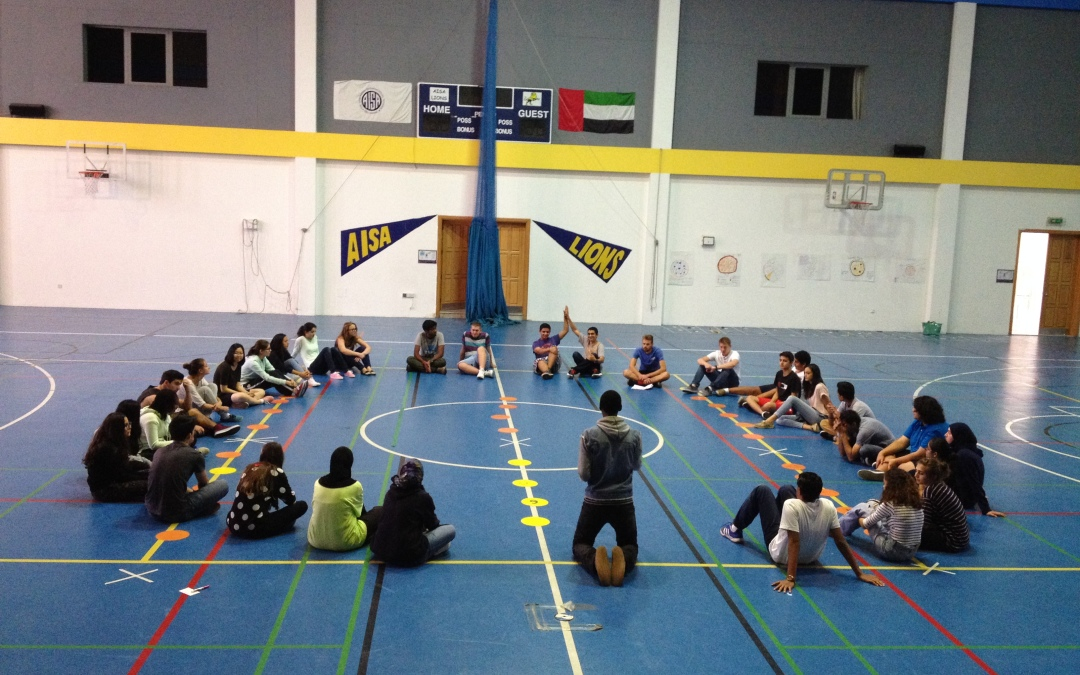 Appreciation Circle: Debriefing Activity